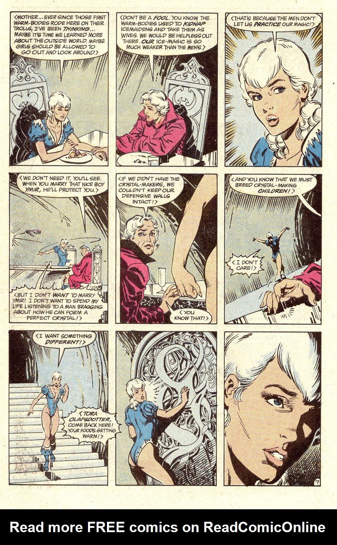 Read online Secret Origins (1986) comic -  Issue #33 - 38