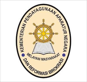 Logo Kementerian Pendayagunaan Aparatur Negara dan Reformasi Birokrasi