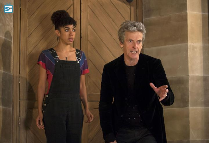 Doctor who thin ice knock knock review an unimportant life as for the doctor and bill getting to know each other i do like how in every single episode theres a new thing that bill learns about him ccuart Gallery
