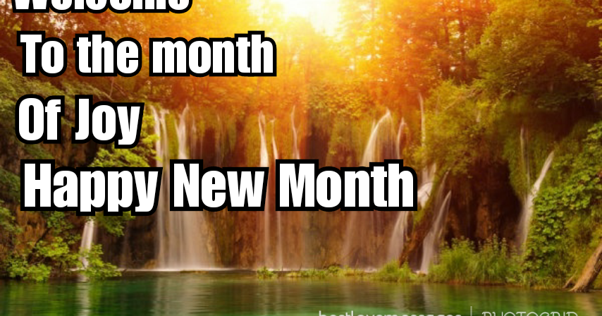 December 2017 | Happy New Month Love SMS Messages, Images ...