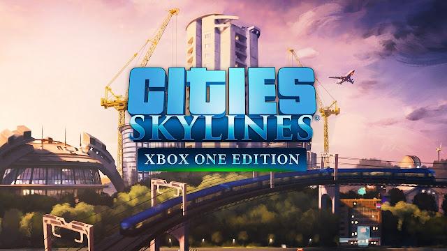 Ya disponible Cities Skylines en Xbox One