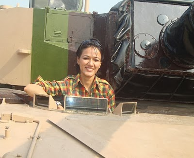 The MBT Arjun Test-Drive