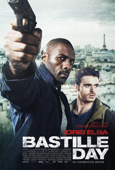 Bastille Day 2016 Full Movie