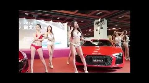 Video: Taipei 2019 motor show [2:02}