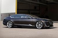 Cadillac Escala Concept (2016) Front Side