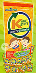 Aim Global Nature's Way Kiddi 24/7 NutraGummies