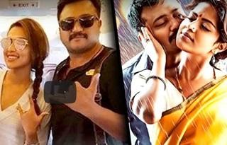 Thiruttu Payaley 2 team furious with Amala Paul's behaviour | Hot Tamil Cinema News