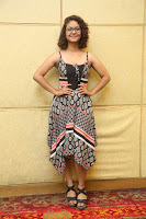 Actress Aditi Myakal Looks gorgeous in Sleeveless Deep Neck Top at Ami Tumi success meet ~  Exclusive 195.JPG