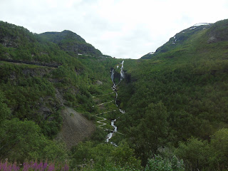 flamsbana noruega