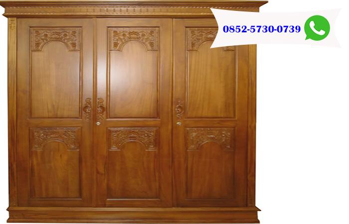 Lemari Kayu Jati Jual Mebel Furniture Jati Distributors Grosir