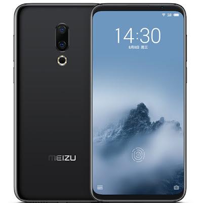 Brand ponsel asal tiongkok kembali mengeluarkan smartphone terbarunya Meizu 16, Smartphone Flagship yang ramah dikantong