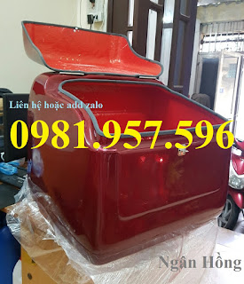 www.123nhanh.com: Thùng chở hàng, thùng chở hàng xe máy