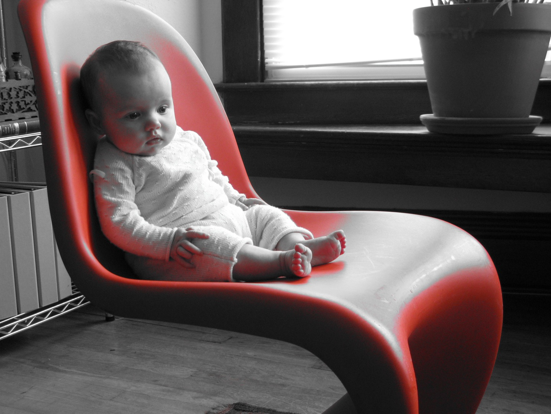 vernon panton chair angel covers bicycle basket sweet baby
