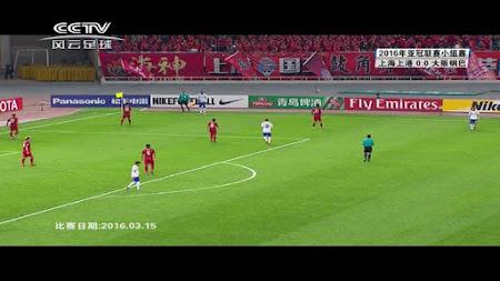 Frekuensi siaran CCTV Soccer di satelit ChinaSat 6B Terbaru
