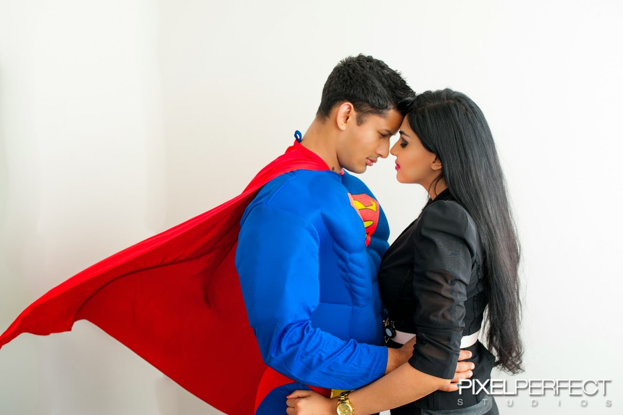 GAGAN BUTTAR : Halloween Couple Costume Ideas: Superman ...
