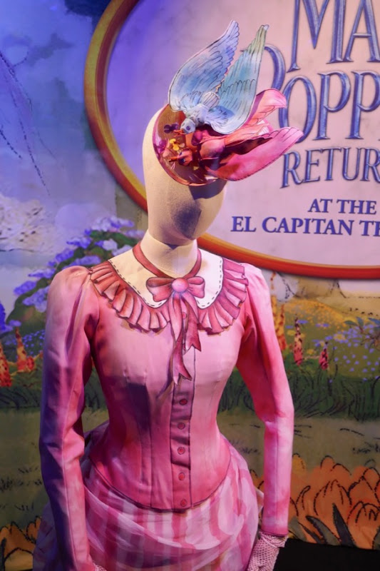 Emily Blunt Mary Poppins Returns Royal Doulton costume