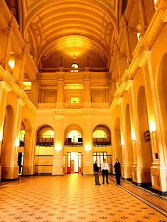 Grande Hall - Estação Júlio Prestes