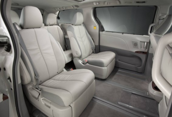 Toyota Sienna Base Model