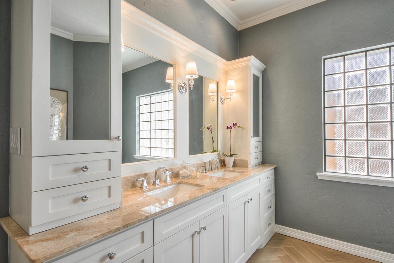 Modern Maizy: Master Bathroom Remodel on Master Bathroom Remodel Ideas  id=48250