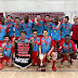 Université de Saint-Boniface Les Rouges are the 2018 MCAC Men's Futsal Champions