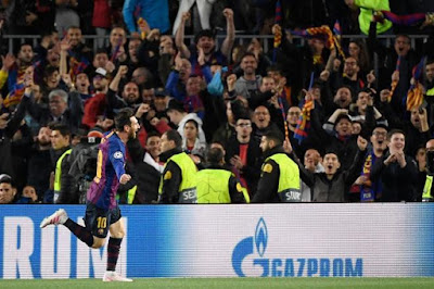 FC Barcelona vs Manchester United 2019