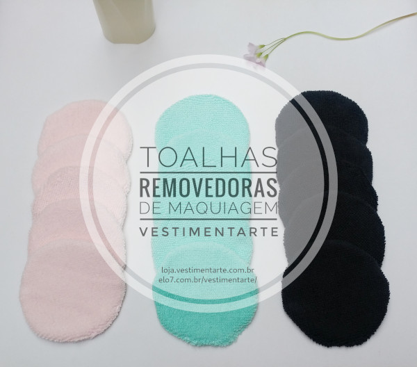 Toalhas Removedoras Maquiagem