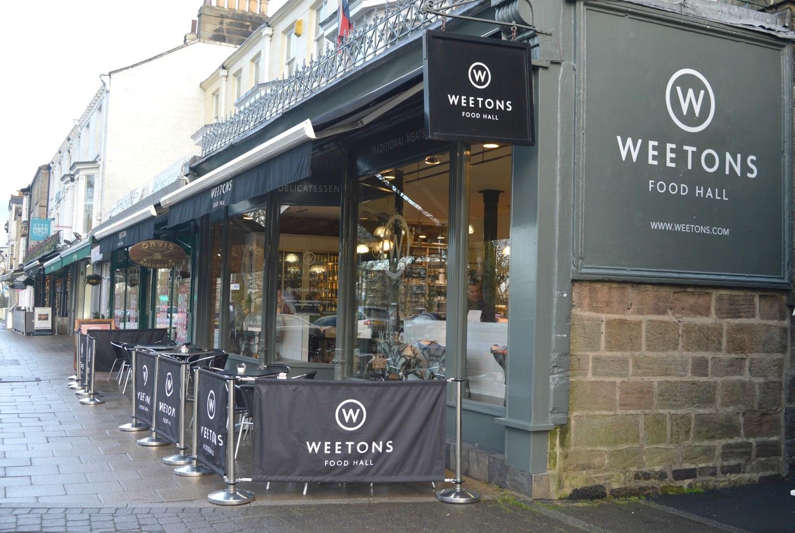 A Weekend in Harrogate - Weetons