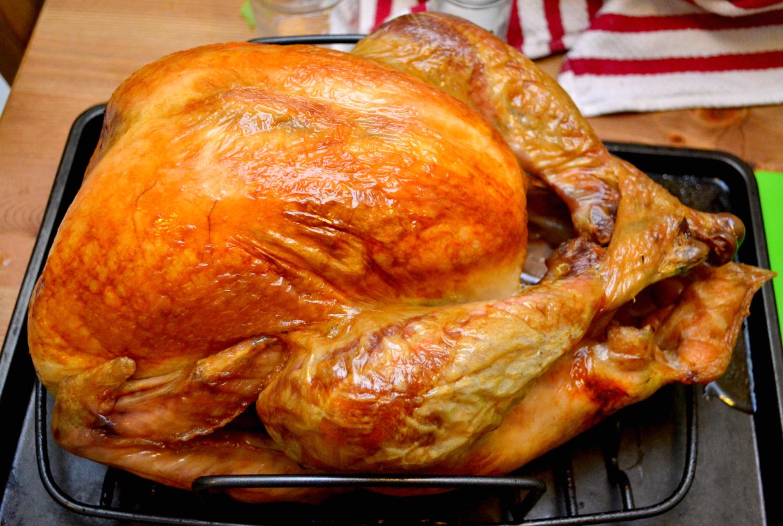 K Amp K Test Kitchen Thanksgiving Brined And Roasted Turkey
