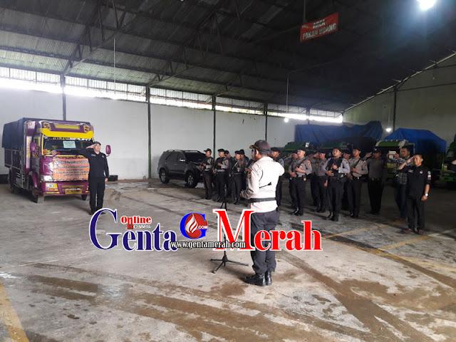 Hari Ini Logistik Pilgub Lampung di Dua Pulau Pesawaran Didistribusikan