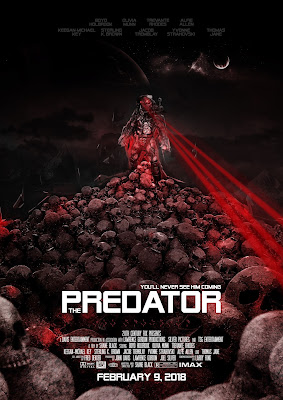 Sinopsis Film The Predator (2018)