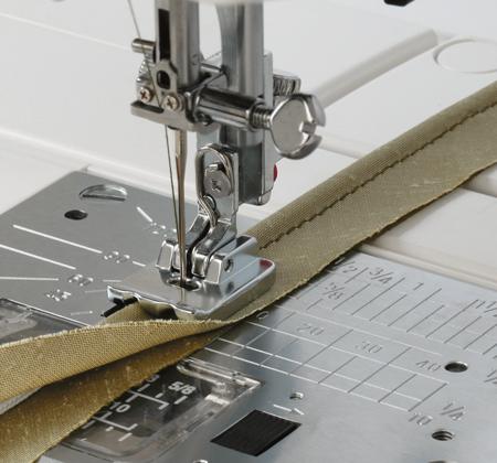 Diystuffies Sewing Machine Presser Foot Guide For
