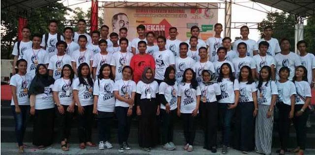 Relawan Jokowi Nilai Demo Mahasiswa UIR Tidak Nyambung