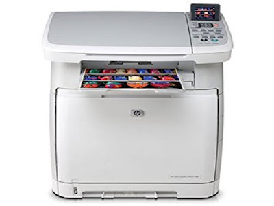Image HP LaserJet CM1017 Printer Driver