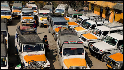 Sikkim vehicles