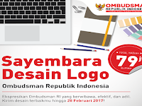 Sayembara desain logo Ombudsman RI total hadiah Rp 79 juta