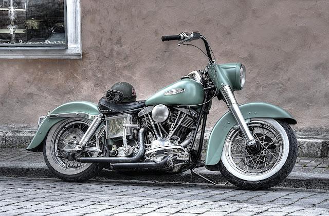 Cool Harley Davidson Bike