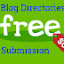 Not Getting Traffic; Submit your blog to 220+ sites and get Huge traffic