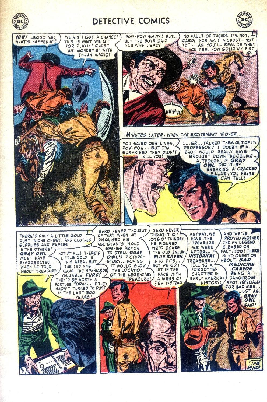 Read online Detective Comics (1937) comic -  Issue #188 - 41