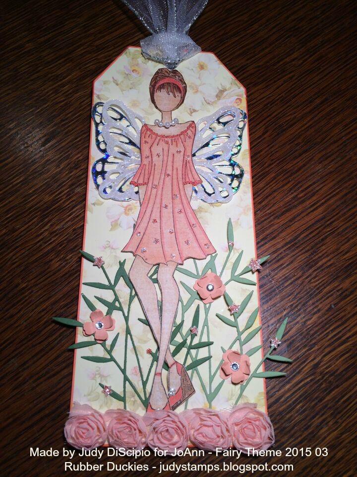"""JoAnn's """"Fairy"""" Themed"""