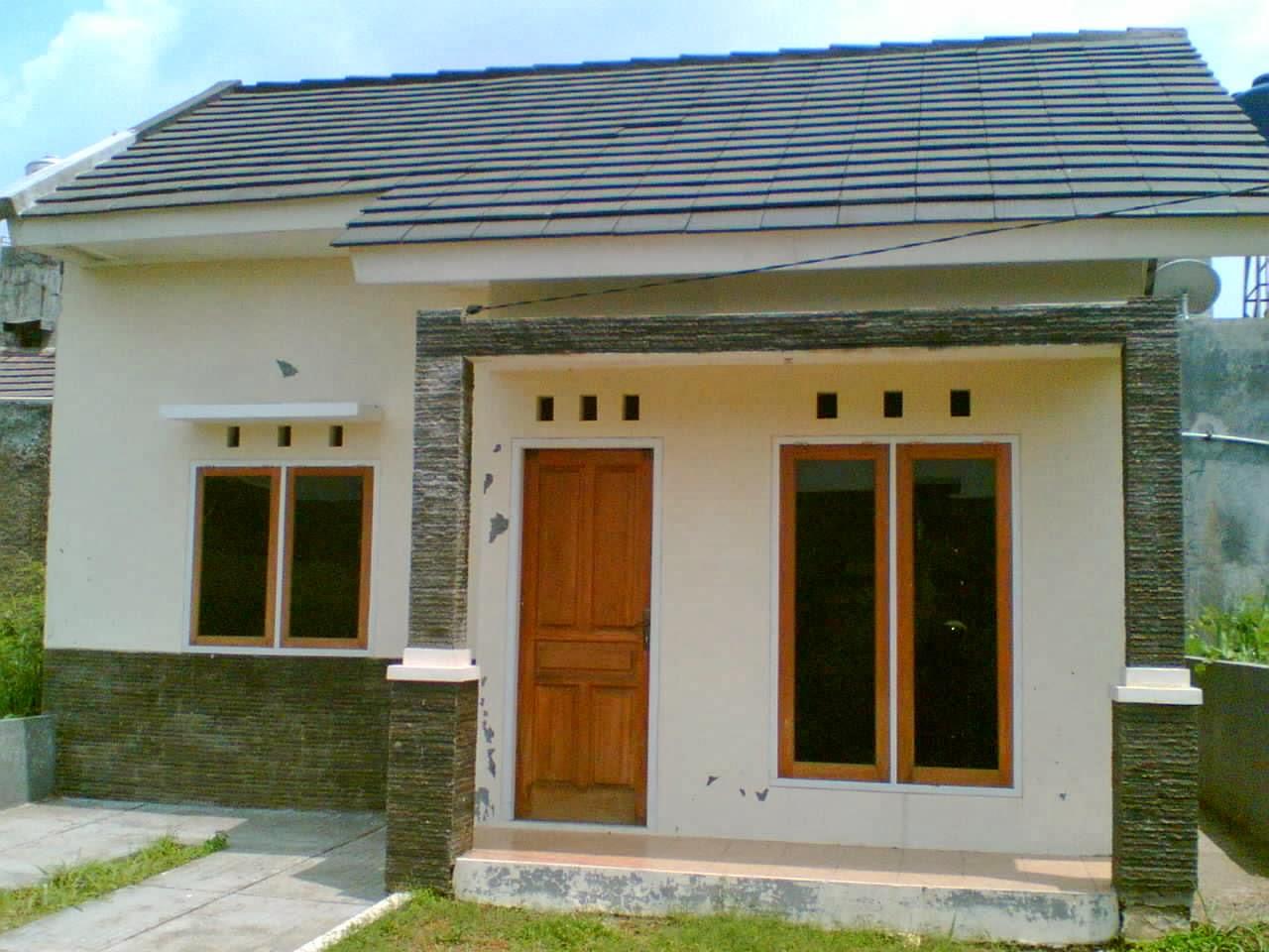 Desain Rumah Mungil Sederhana Untuk Keluarga Sehat ...