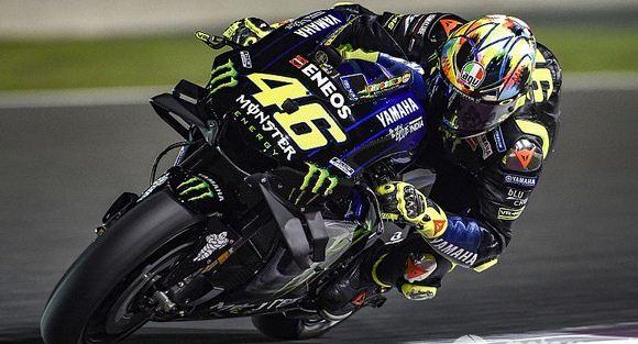 MotoGP Qatar: Rossi Punya Masalah yang Sama, Balapan Akan Sulit