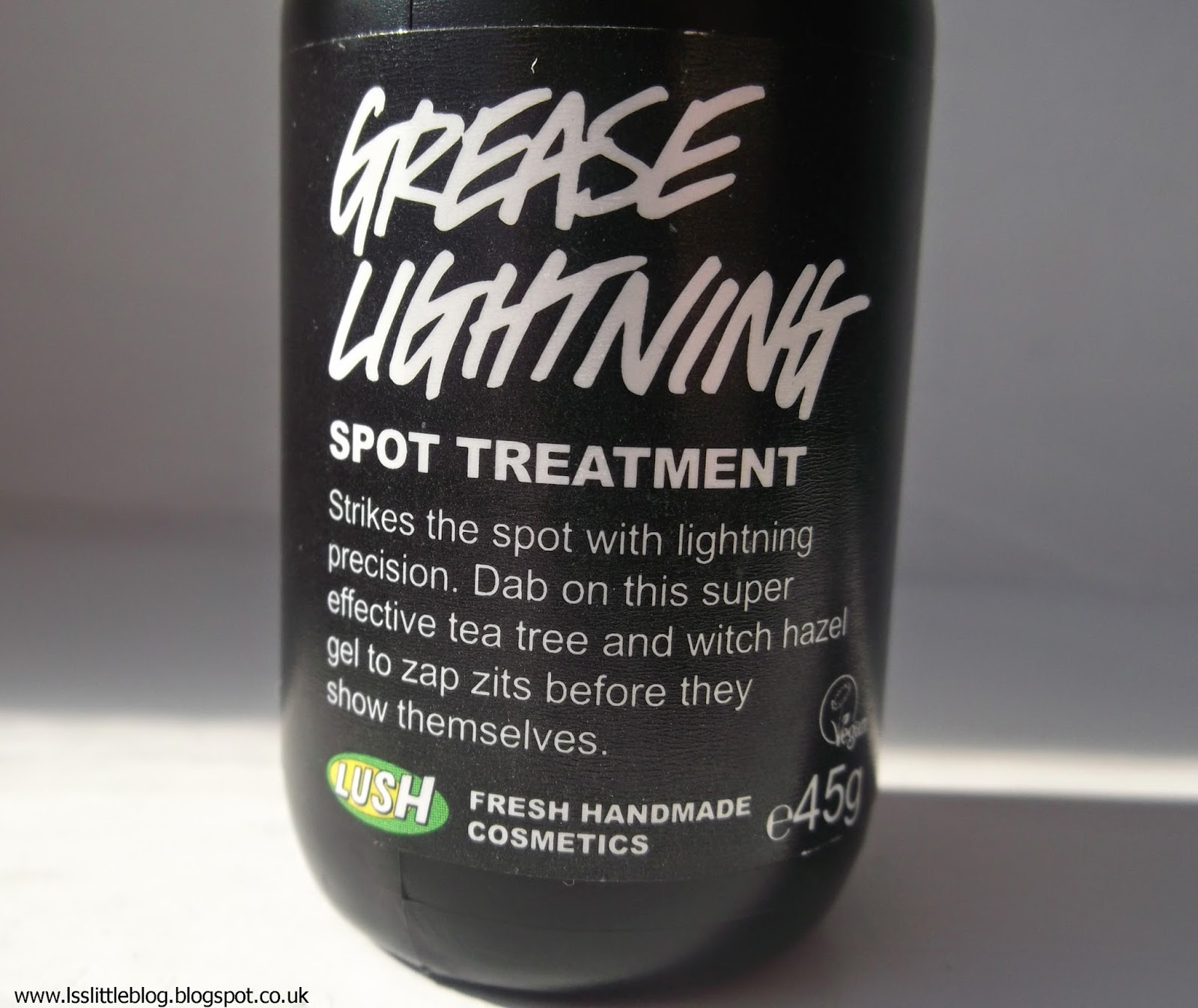 Grease Lightning, Lush