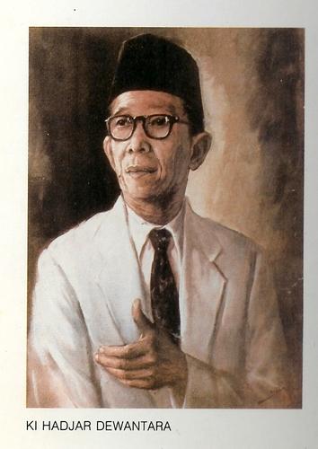 Biografi Singkat Tokoh Ki Hajar Dewantara Bapak Pendidikan Nasional