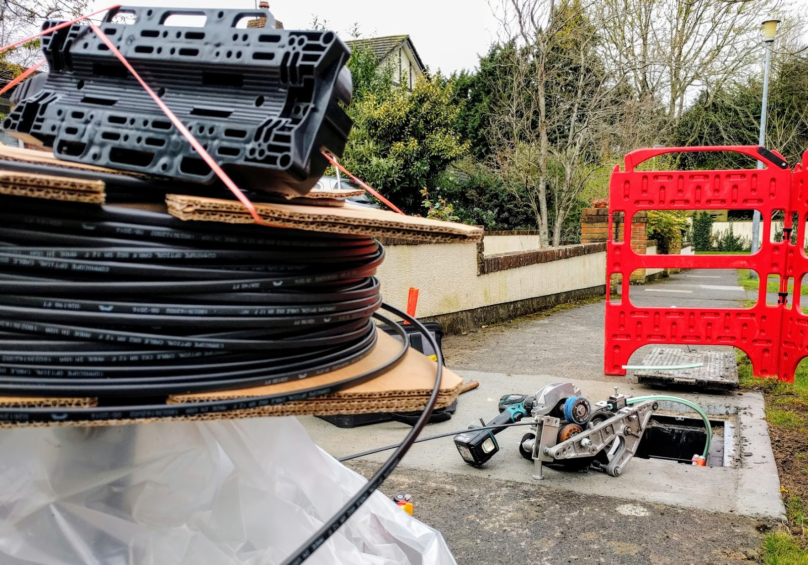 Underground Boring Equipment Moles Missiles Electrical Wire Besides Conduit On Uk Ireland Hire Or Buy Fibre Optic Cable Blowers And Pushers For Pulling