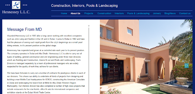 trusted general contracting company in the UAE