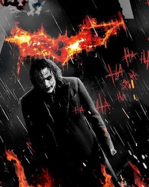 Joker Is a Humorous And Sadistic Psychicopath