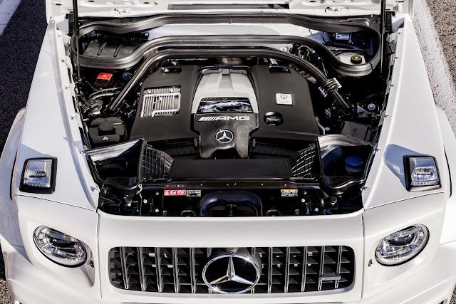 Novo Mercedes-Benz G63 AMG 4.0 V8 Twin-Turbo: detalhes e fotos