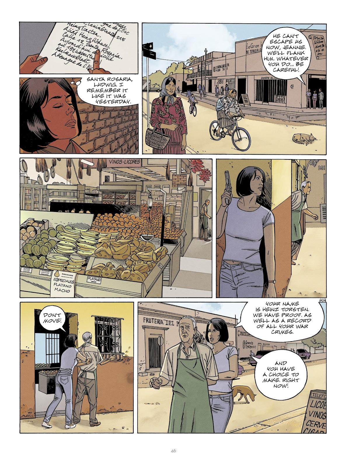 Read online Sherman comic -  Issue #7 - 46