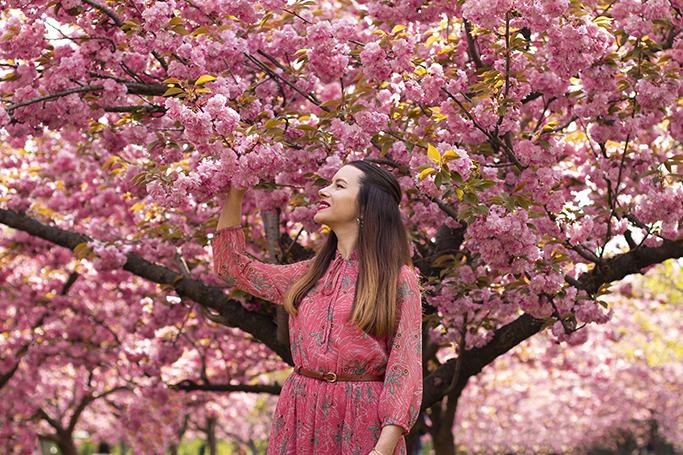 adina nanes pink flowers