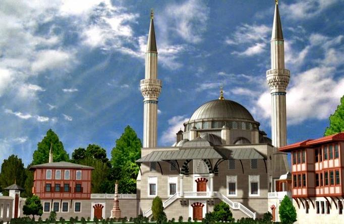 Masjid Sehitlik - Jerman